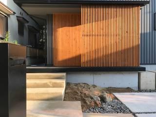 ツツムイエ (音楽室のある家2) モダンな 家 の FORMA建築研究室 モダン