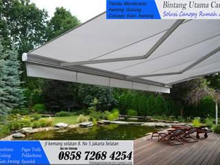 Espacios comerciales de estilo minimalista de Bintang Utama Canopy Minimalista