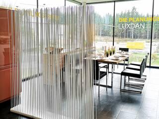 Sichtschutz Raumteiler für Büro, Besprechungszimmer und Arbeitszimmer Trennwand Ideen:   von www.skydesign.news - Raumteiler aus Berlin