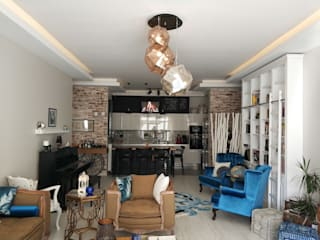 Park Mozaik Evleri -Yasamkent db interiors / db icmimarlık Akdeniz
