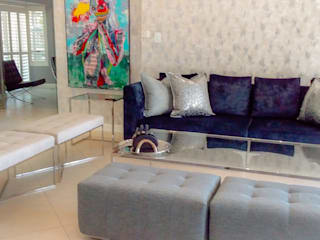 CKW Lifestyle Associates PTY Ltd Living roomSide tables & trays Metal Metallic/Silver
