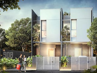 R Micro Housing Oleh Simple Projects Architecture Tropis