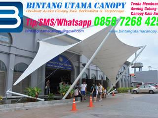 Hoteles de estilo moderno de Bintang Utama Canopy Moderno