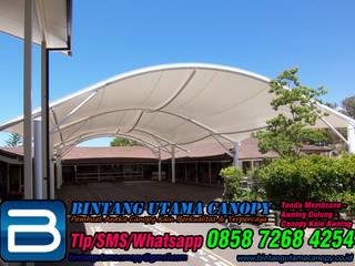 Edificios de oficinas de estilo moderno de Bintang Utama Canopy Moderno