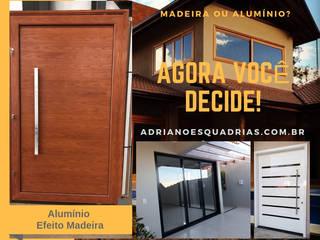 Oleh Adriano Esquadrias Modern