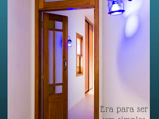 Koridor & Tangga Klasik Oleh Adriano Esquadrias Klasik