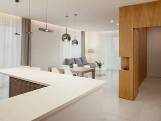 Living room by manuarino architettura design comunicazione