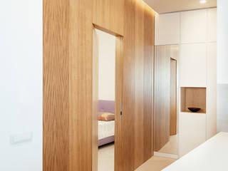 Corridor & hallway by manuarino architettura design comunicazione