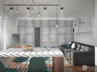 hexaform Modern living room