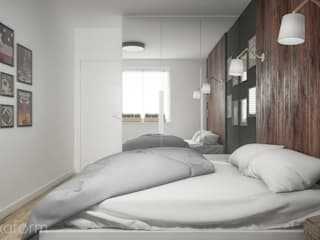 hexaform Minimalist bedroom