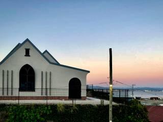 海のPetit Trianon: 金田博道建築研究所株式会社が手掛けた家です。