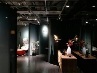 安提阿傢物室體驗館:  走廊 & 玄關 by 安提阿設計有限公司