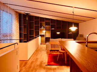 宮の森のNさん家: 金田博道建築研究所株式会社が手掛けたです。