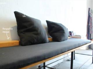 Shuback:  de estilo industrial por Marengo estudio, Industrial