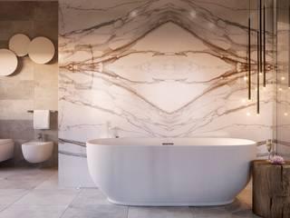 Modern Bathroom by AstudioDesign Modern