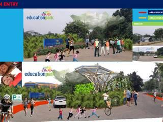 Landscape Rekreasi Pendidikan Oleh Cipta Kreasi Flora