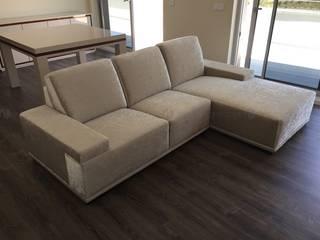 Decordesign Interiores Living roomSofas & armchairs Grey
