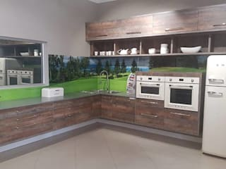 Completed Work:  Kitchen units by Universal Kitchens & Granite