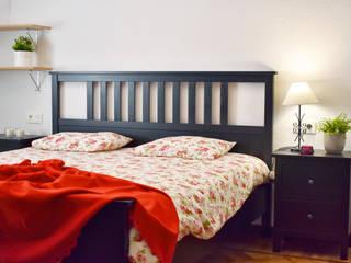 Reforma parcial para una familia numerosa Dormitorios de estilo rústico de Arantxa Muru Decoradora Rústico