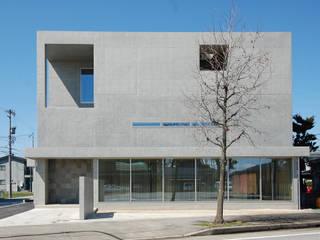 ガラスとコンクリート の 株式会社RC design studio 北欧