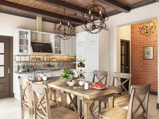 Kırsal Mutfak Zibellino.Design Kırsal/Country