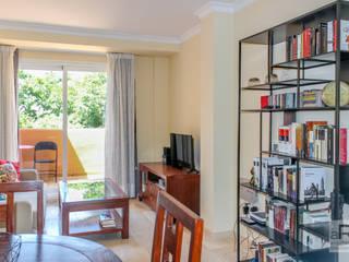 Decoración de apartamento en Marbella de Ares Arquitectura Interiorismo Mediterráneo