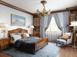 Klasik Yatak Odası Zibellino.Design Klasik
