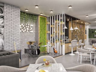 Menderes Cafe-Restoran VERO CONCEPT MİMARLIK Modern