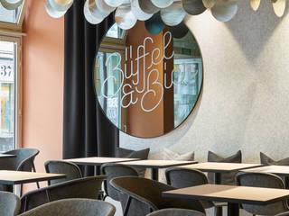 Espaços gastronômicos  por Studio Komo , Mediterrâneo