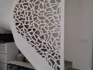 Garde-corps escalier Mucida par Allure et Bois Moderne