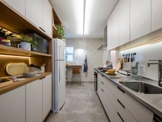 Cozinhas  por Macro Arquitetos, Minimalista