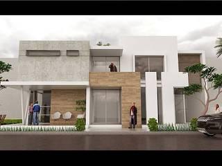 Proyecto Tula, Hidalgo:  de estilo  por VISION+ARQUITECTOS