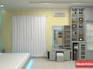 Kamarseet_interior design @sweet home:   by Sweethome.co.id
