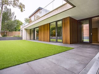 Designcubed Architects - New-Build Residence Beckenham, London por Designcubed Moderno