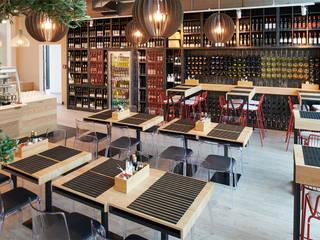 Mezzodì: Gastronomia in stile  di Padoan Sistemi
