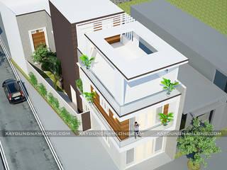 bởi Công ty cổ phần tư vấn kiến trúc xây dựng Nam Long