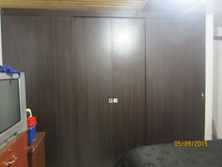 A G ARTEMUEBLE BedroomWardrobes & closets Chipboard Multicolored
