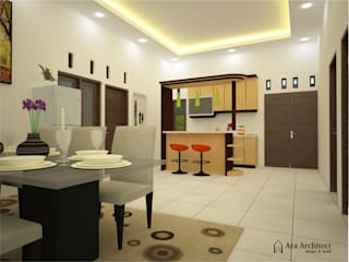 Ara Architect Studio Modern kitchen