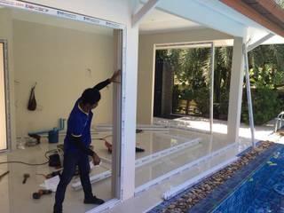 งานติดตั้ง ประตู-หน้าต่าง upvc    (หมู่บ้าน ดุสิตเลท พัทยา) สัตหีบ Tel : 094-8960050:   by บริษัท เดโค้ เยอรมัน วินโดว์ (ประเทศไทย) จำกัด