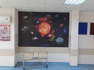 Uzay Duvar Kağıdı Modelleri DUVARGİYDİR Klasik