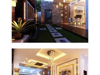 Fernandes Arch Rumah Modern Oleh fernandes.arch Modern