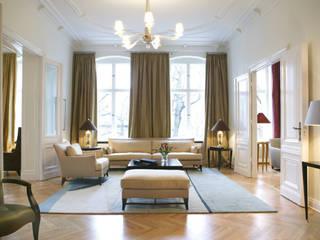 Salon 1:   von M-Moebeldesign - Interior by BOCK