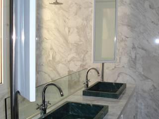 Taller de Interiores Mediterraneos Mediterranean style bathroom