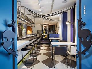 Phòng ăn theo 安提阿設計有限公司, Hiện đại