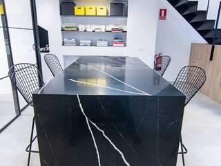Reformadisimo Oficinas de estilo industrial
