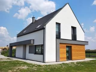dom jednorodzinny, Gliwice Wójtowa Wieś od OFF architekci