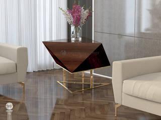 Decordesign Interiores SalasAccesorios y decoración Ámbar/Dorado