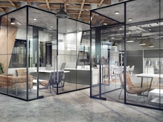 ANTE MİMARLIK Offices & stores