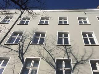 Ansicht Strasse: klassische Häuser von sophisticated architecture Fietzek von Dreusche Partnerschaft GmbB
