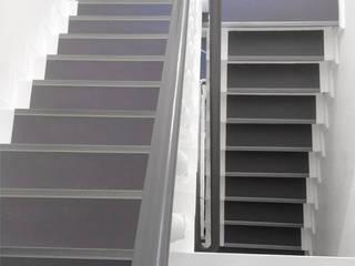 sophisticated architecture Fietzek von Dreusche Partnerschaft GmbBが手掛けた階段